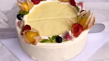 法式千层蛋糕