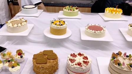 爆款甜品——法式千层首尔风切块蛋糕