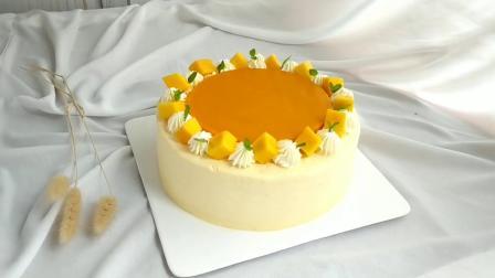 芒果味法式千层蛋糕你们想吃吗?