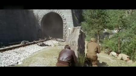 生猛劲爆的二战片,名战俘控制列车大逃亡,惊心动魄