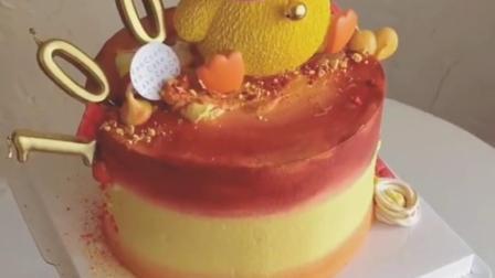 Ins蛋糕你会吗?
