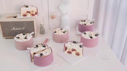日式切块蛋糕,有喜欢的宝宝吗?