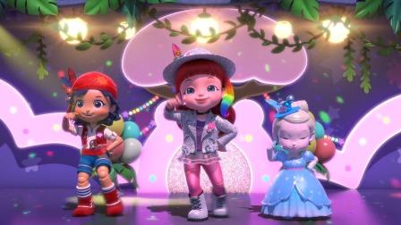 彩虹宝宝 第四季 彩虹小镇举行盛大的歌舞派对,这里永远为你保留一个座位