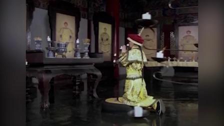 枪炮侯:清朝皇帝行军礼?我要是他列祖列宗,非得气活过来不可