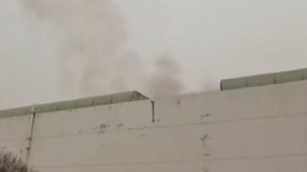 天津空港经济区一公司发生燃气事故,已致17伤