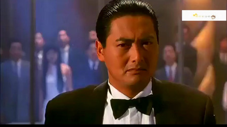 影视:周润发大战赌王真精彩,十亿一把梭哈不过瘾,还要赌性命
