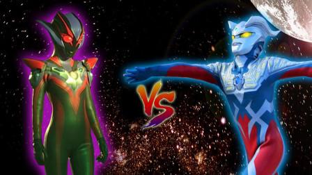 赛罗奥特曼VS黑暗格丽乔!奥特曼格斗进化0修改皮肤!