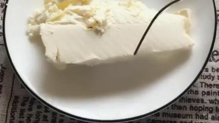 烘焙常用原材料介绍--奶油奶酪