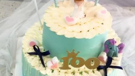 蛋糕如何打桩,蛋糕插件的固定