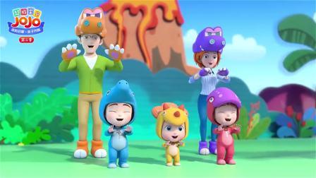 超级宝贝jojo:JoJo第二季来了,准备开跳吧
