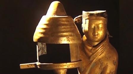 经典传奇:大墓里的顶级国宝,数千年前的金缕玉衣