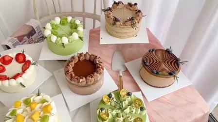 首尔风切块蛋糕是每日下午茶首选蛋糕