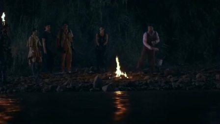 夺命巨鳄十八:终结了鳄鱼的生命,也算是对得起兄弟了!