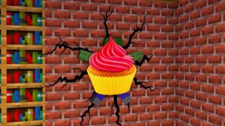 MC动画世界《烘焙蛋糕》,怪物们制作美味蛋糕!
