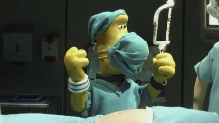 狗狗为找主人,混进医院,居然被当医生拉进手术室!【热剧快看】