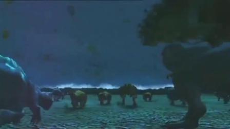 蓝猫淘气三千问:大伙眼睁睁的看着恐龙灭绝,哭成泪人