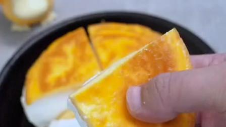 只用鸡蛋就能做的平底锅蛋糕,有手就行系列!
