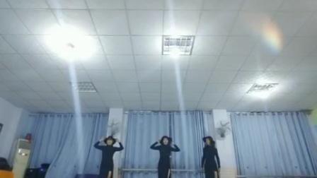 信阳梅孜舞蹈,东方舞融合《百老汇》