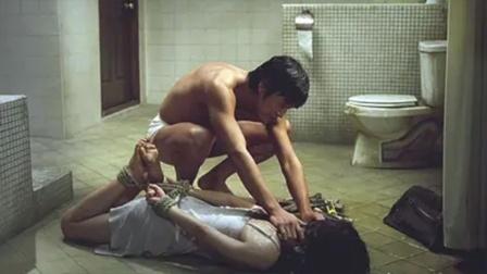 韩国高分罪惊悚电影《追击者》,太可怕了