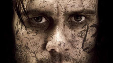 悬疑烧脑大片:《灵数23》,男子看罪小说,发现主人公竟是自己