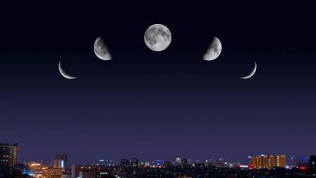上弦月和下弦月的区别