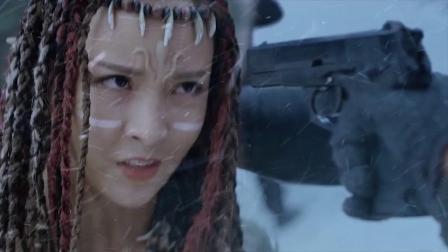 大雪怪神兽难过美人关,可不可以再看我一眼