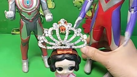 白雪公主#玩具