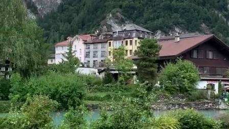 住在大山里的瑞士人