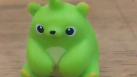 萌芽熊:哇!这么大!