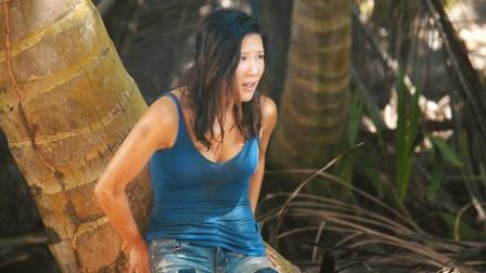 """荒岛""""总统""""被,怒而狩猎其他人,她成了第一个猎物!"""