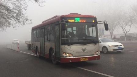 速看!今起齐齐哈尔部分公交线路停运#酷知#