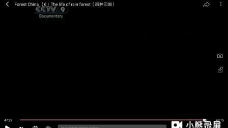 -9documentary纪录频道(英文版)纪录片《森林之歌》片尾版权页(2011.1.1至今)