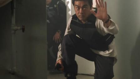 刘青云同事,导致他金和公积金取消,见到刘青云就拿枪
