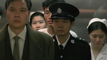刘青云头部中枪,却还能捡回一命,运气真好