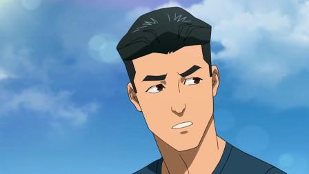 《行尸走肉》主创打造超级英雄动画剧集《无敌小子》首发预告