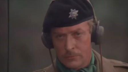 遥远的桥:百门高射炮齐开火,空中战机疯狂扫射,场面极其震撼