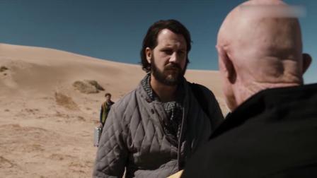 美国毒枭沙漠交易,不料竟有人不服,下秒毒枭给他好看!