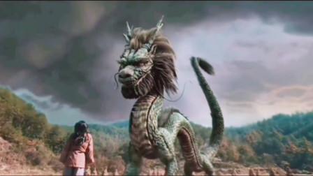电影中那些威武的龙,你们喜欢那一款