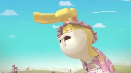 蛋计划:萝卜兔跟土豆都想出名,没想到耍帅过头,龙蛋竟被抢走了