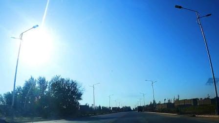 实拍托克逊县.尔自治区吐鲁番市托克逊县.自驾游