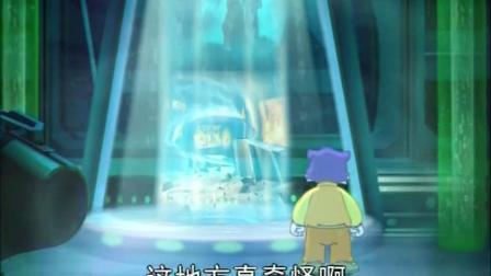 《蓝猫淘气太空历险记》蓝猫进入了宇宙资料空间!