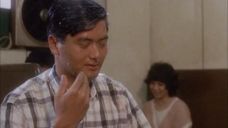 灵气迫人:发哥往好友杯里放胡椒粉,好友喷他一脸咖啡,真没谁了