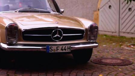 奔驰传奇跑车SL诞生史