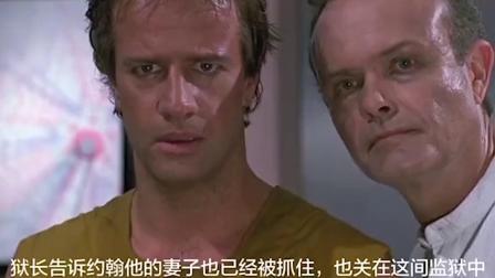 《天狱飞龙》:未来里的人只要敢动一下,就会被激光切割