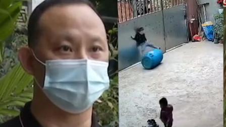 3岁男童踩圆筒玩被绳勒脖险丧命,南通儿童安全教育专家支招施救