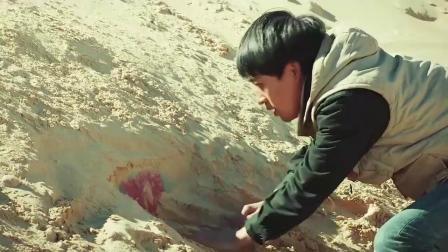 双鱼陨石:探险队员沙漠竟然吃自己的肉,永远是最残酷的