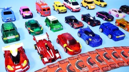 汽车和金刚朋友们的冒险 神奇历险记之盟卡车神汽车玩具