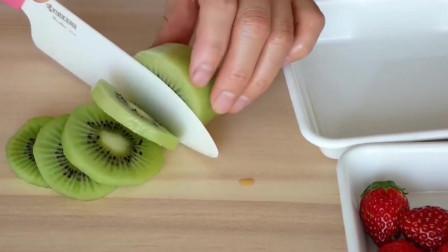 实拍:极具颜值的水果蛋糕,做法简单到不行,日本蛋糕师真会玩!