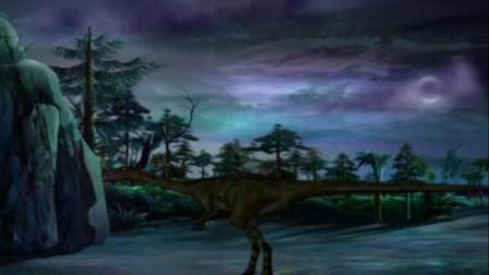 蓝猫淘气3000问之恐龙时代 虚形龙