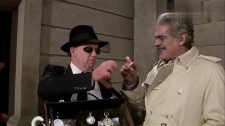 笑破铁幕:战争喜剧,外国人就爱一本正经搞笑,玻璃也能玩出花样